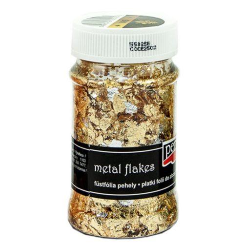 folia-w-platkach-zloto-srebro