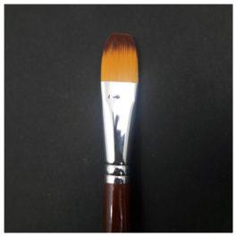 Pędzel nylonowy KOCI JĘZYK 18 cm Pentart