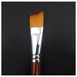 Pędzel nylonowy ŚCIĘTY 22cm Pentart