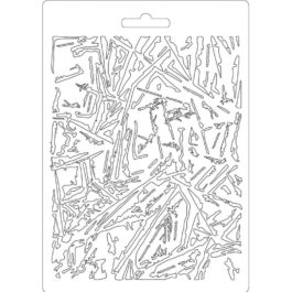 Foremka teksturowa LODOWE TŁO ARCTIC A5 Stamperia