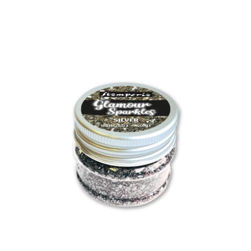 kamyczki-srebrne-blyszczace-stamperia