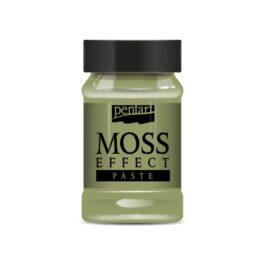 Efekt Mchu Jasny Zielony 100ml Pentart