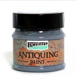 Farba Antyczna Ołów Pentart 50ml