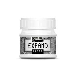 Pasta EXPAND puchnąca Pentart 50 ml