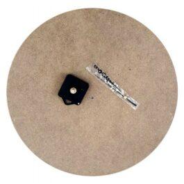 Zegar 40cm MDF + Mechanizm do zegara