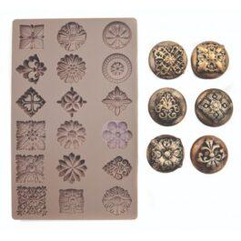 Foremka silikonowa CURIO TRINKETS 20×13 Prima