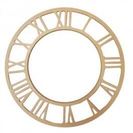 Cyferblat okrągły Cyfry Rzymskie 21,5cm Stamperia
