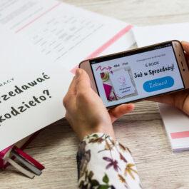 E-book Jak sprzedawać rękodzieło?