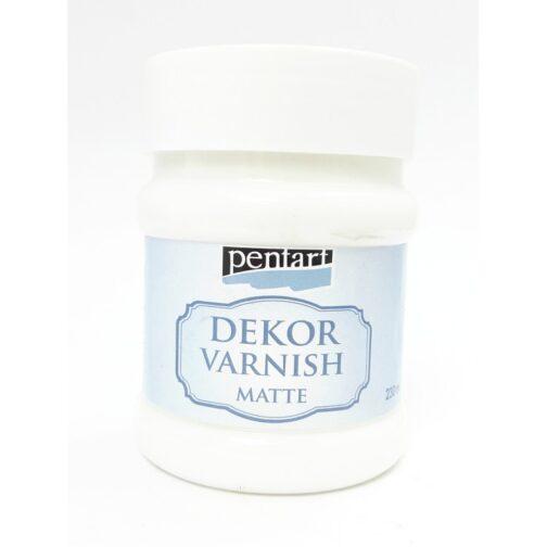 Lakier-Dekor-MATOWY-Pentart-230ml