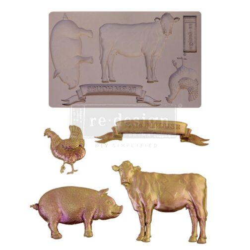FOREMKA-SILIKONOWA-FARM-ANIMALS