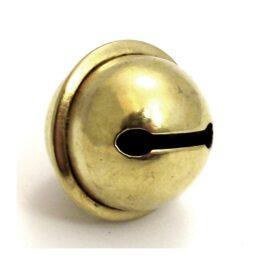 Dzwonek metalowy ZŁOTY 22mm